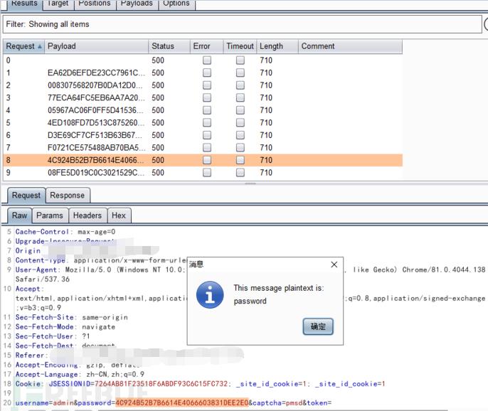 BurpCrypto 万能网站密码爆破测试工具插图9