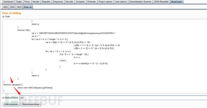 BurpCrypto 万能网站密码爆破测试工具插图7