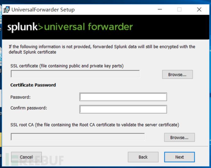 安全运营之Splunk平台搭建